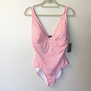 NWT Reyn Spooner Lahaina Swimsuit - 14